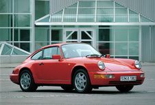 Porsche 911 - Carrera 4 (1989)