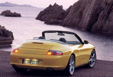 Porsche 911 Cabriolet - Carrera 2 (1998)