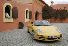 Porsche 911 Cabriolet - Carrera 4 S (2005)