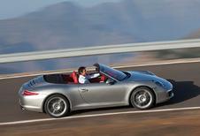 Porsche 911 Cabriolet - Carrera 2 (2011)
