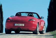 Porsche Boxster - 2.7 155kW (1996)