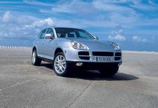 Porsche Cayenne - 3.2 V6 (2002)