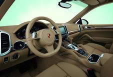 Porsche Cayenne - 3.0 V6 TDI 211 (2010)