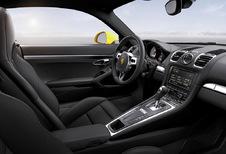 Porsche Cayman - 3.4 S (2013)