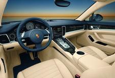 Porsche Panamera - Panamera 4S (2009)