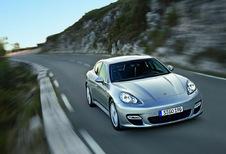 Porsche Panamera - Panamera S e-Hybrid (2009)