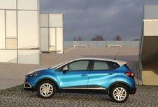 Renault Captur - dCi 90 EDC Helly Hansen (2014)