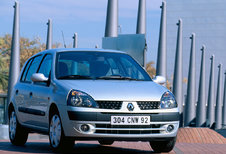 Renault Clio 5d - 1.5 dCi 80 Expression                              (2001)