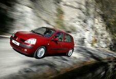 Renault Clio 5d - 1.5 dCi 80 Expression                              (2001)