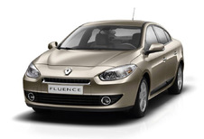 Renault Fluence - Z.E. Dynamique (2009)