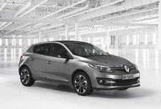 Renault Megane 5p - dCi 110 EDC Limited (2014)