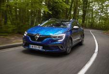 Renault Mégane Grandtour - Energy TCe 100 Zen (2018)