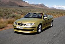 Saab 9-3 cabrio - 1.9 TiD 150 Vector (2003)