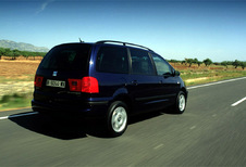 Seat Alhambra - 1.9 TDI 115 Luxe (2000)