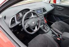 Seat Leon - 1.6 CRTDI 77kW ITech Dynamic (2015)