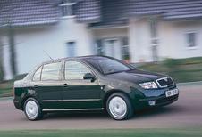 Skoda Fabia Sedan - 1.9 SDI Comfort (2001)