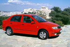 Skoda Fabia Sedan - 1.4 TDI 70 Classic (2001)