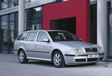 Skoda Octavia Tradition Combi - 1.9 TDI 101 Tradition (2000)