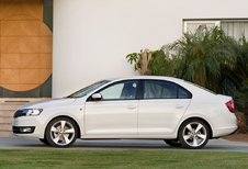 Skoda Rapid - 1.6 CRTDI 66kW Ambition GreenTec (2014)