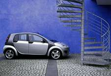 Smart Forfour - 1.5 cdi 70 kW Passion (2004)