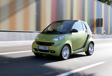 Smart Fortwo - 0.8 cdi Passion (2007)