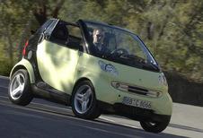 Smart Fortwo cabrio - Passion 45kW (2000)