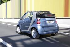 Smart Fortwo cabrio - 0.8 cdi Passion (2007)