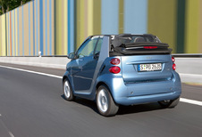 Smart Fortwo cabrio - electric drive Passion Cabrio (2014)