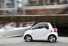 Smart Fortwo cabrio - electric drive Passion Cabrio (2014)
