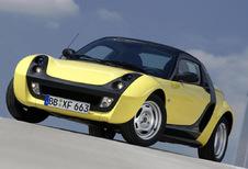 Smart Roadster 2p