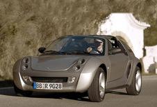 Smart Roadster 3p