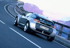 Smart Roadster 3p - Roadster-Coupé 60kW (2003)