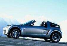 Smart Roadster 3d - Roadster-Coupé 60kW (2003)