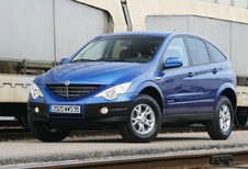 Ssangyong Actyon - A200 XDi 4WD s (2006)