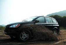 Ssangyong Kyron - M 200 Xdi 4WD s (2005)