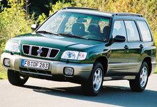 Subaru Forester - 2.0 LX (2000)