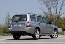 Subaru Forester - 2.0X (2005)