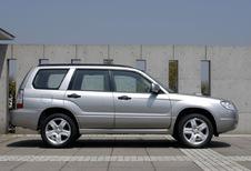 Subaru Forester - 2.0X Executive (2005)