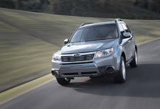 Subaru Forester - 2.0D Executive (2008)
