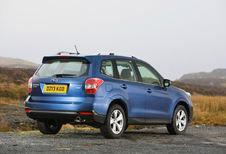 Subaru Forester - 2.0D Luxury Plus (2013)