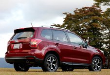 Subaru New Forester - 2.0D Sport Executive AWD (2014)