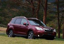 Subaru New Forester - 2.0D Sport Executive AWD (2014)