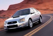 Subaru Impreza 4p - 2.0 WRX STi (2000)