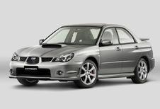 Subaru Impreza 4p - 2.5 WRX (2005)
