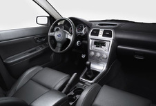 Subaru Impreza 4p - 2.5 WRX STi (2005)