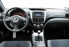 Subaru Impreza 4p - WRX STI Sport (2010)