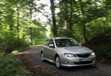 Subaru Impreza 5p - 2.0D Luxury (2007)
