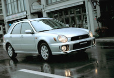 Subaru Impreza SW