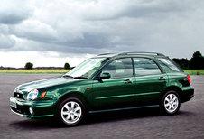 Subaru Impreza SW - 2.0 WRX (2000)