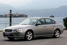 Subaru Legacy - 2.0D Luxury (2004)